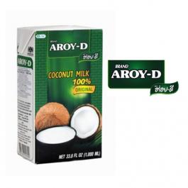 AROY-D Kokosmilch 12x1,0l Karton