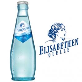Elisabethen Quelle Medium Exclusiv 20x0,25l Kasten Glas