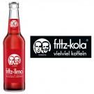 Fritz Apfel-Kirsch-Holunder 24x0,33l Kasten Glas