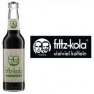 Fritz Kola Stevia 24x0,33l Kasten Glas