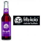 Fritz Bio Traubensaftschorle 24x0,33l Kasten Glas