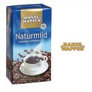Hansewappen Kaffeemischung Naturmild 500g (gemahlen)