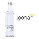Loona Mineralwasser Feinperlig 12x0,75l Kasten Glas